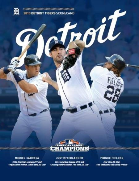 2013 Detroit Tigers